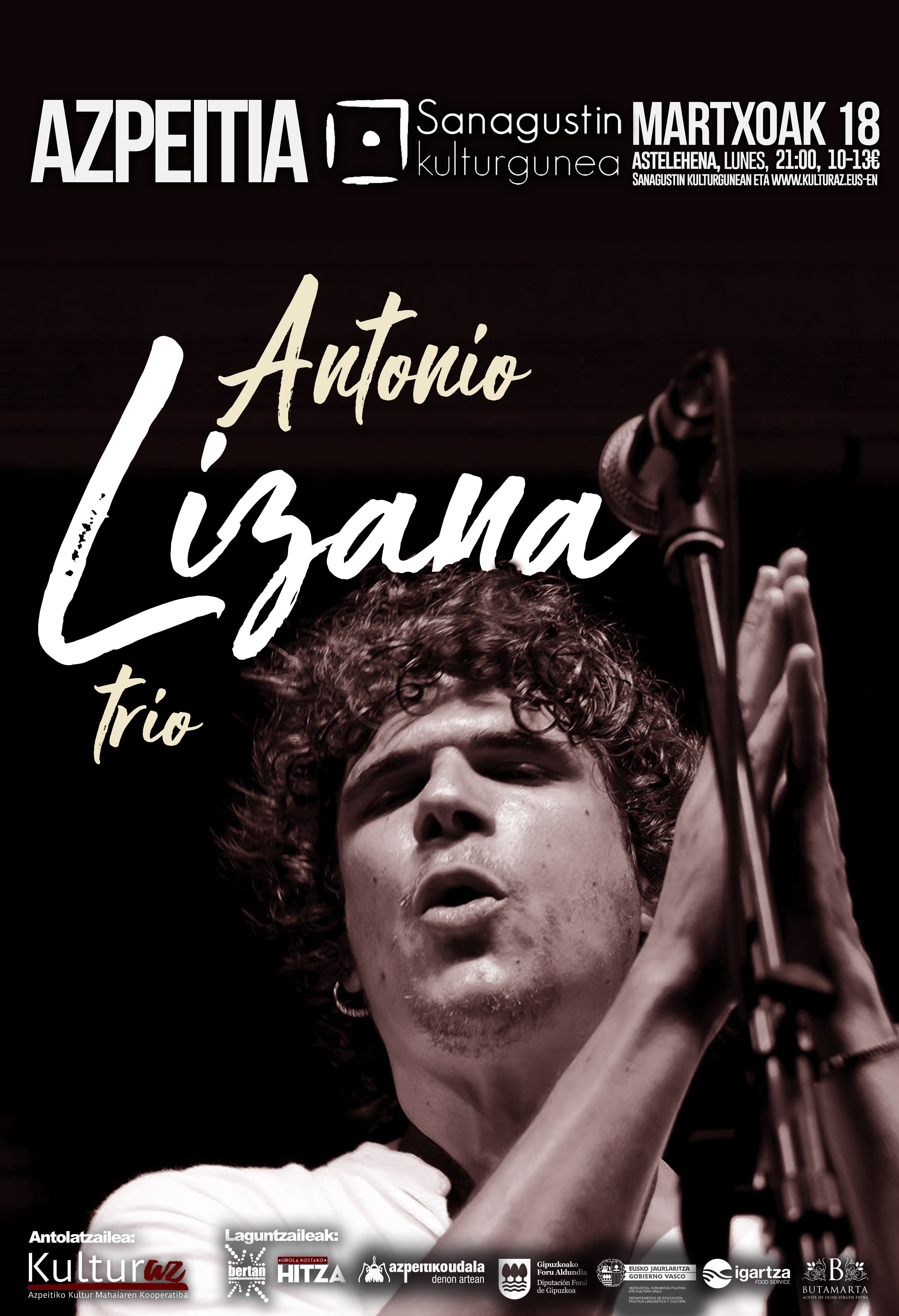 Antonio Lizana Trio