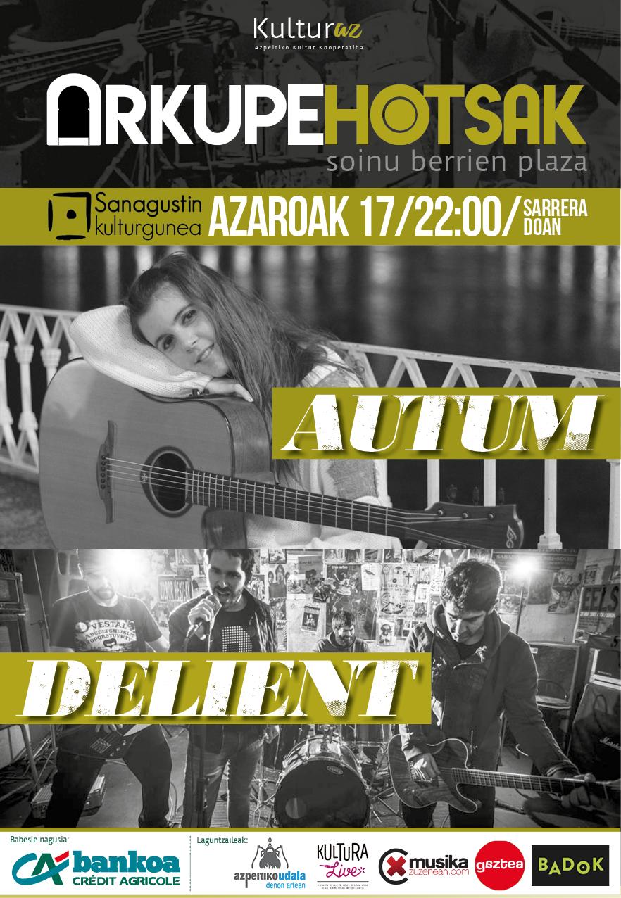 Arkupehotsak: Autumn+Delient