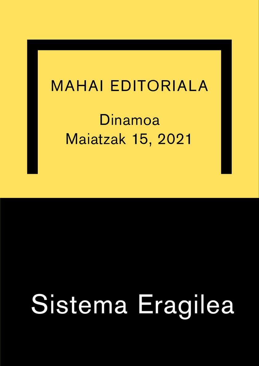 MAHAI EDITORIALA
