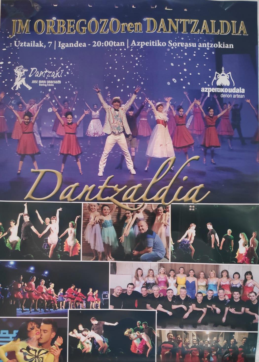 Azpeitia Dantzan: Dantzaki