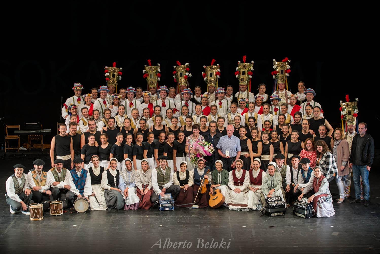 Azpeitia Dantzan: Itsasi Euskal Kultur Taldea