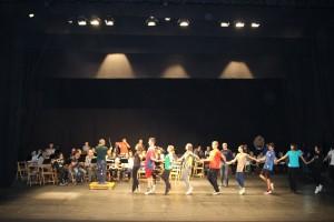 Bidasoa, Carmina Burana-Nabucco eta Bardeak