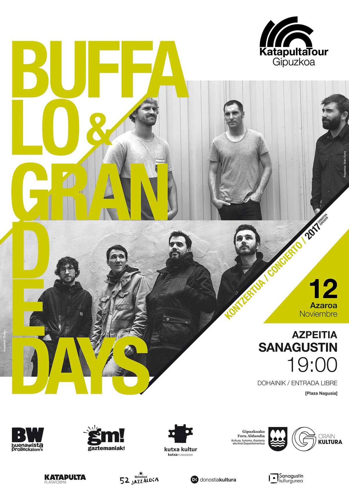 Buffalo + Grande Days