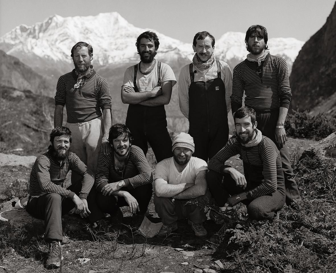 Crowdfunding: #Annapurna II_1986