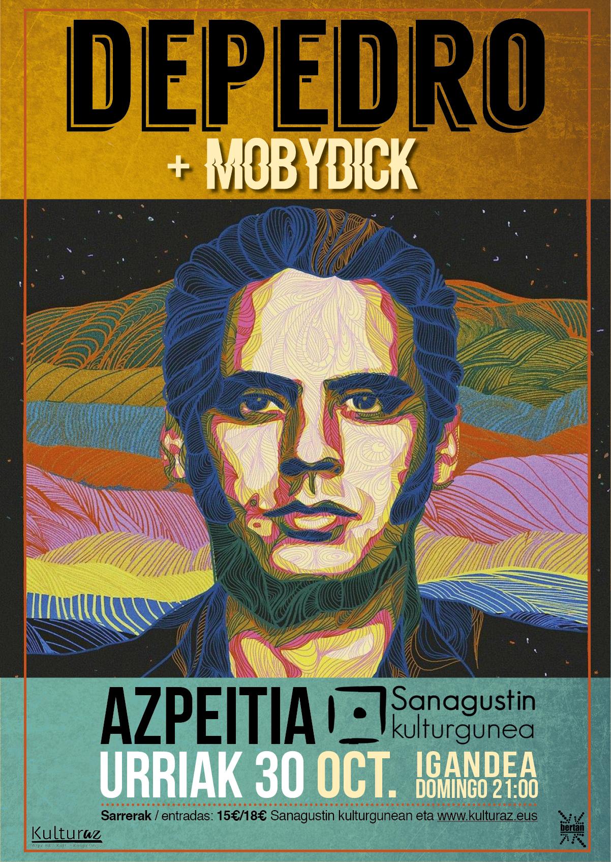 Depedro + Mobydick