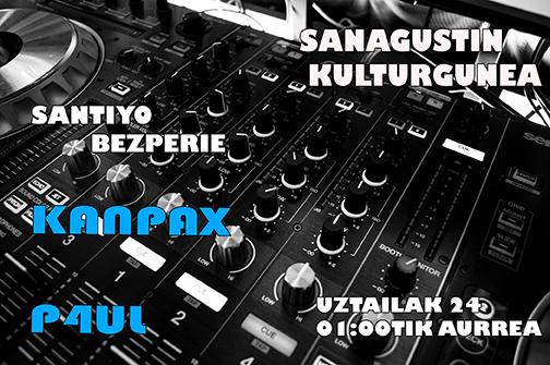 DJ Kanpax + DJ P4ul