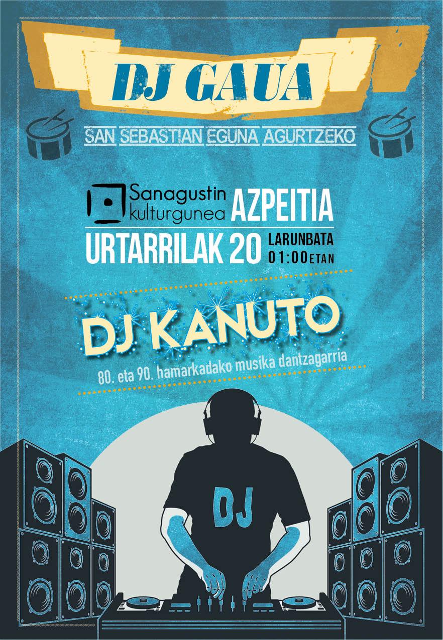 DJ KANUTO