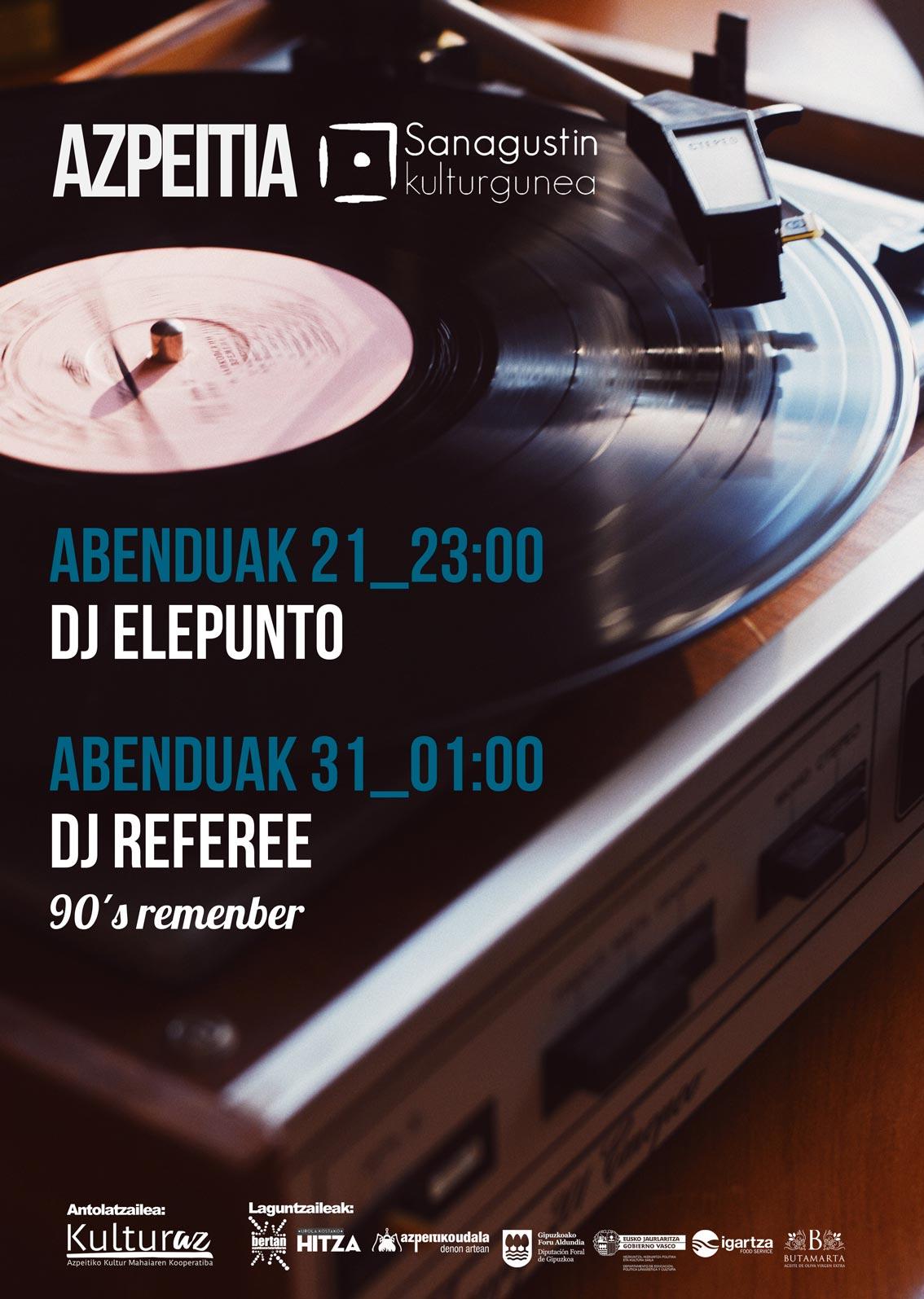 DJ Referee