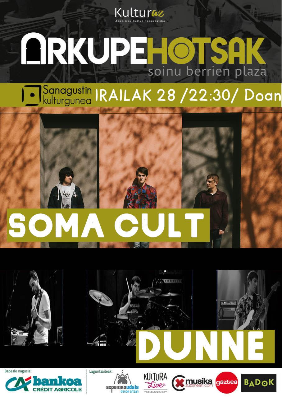 Dunne + Soma Cult