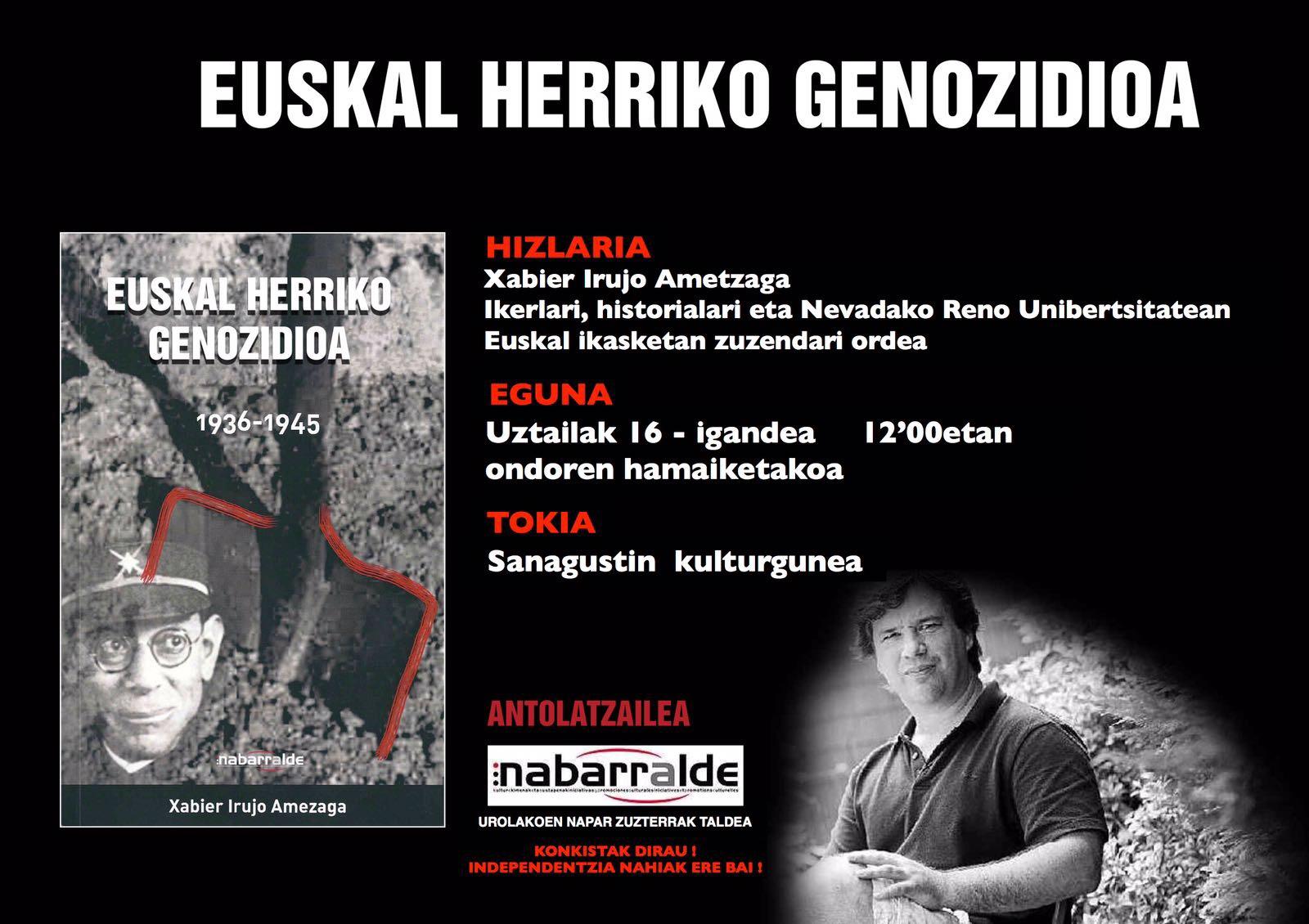 Euskal Herriko genozidioa