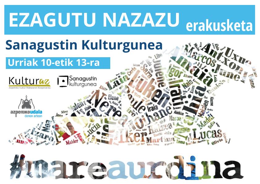 Ezagutu Nazazu erakusketaren aurkezpena