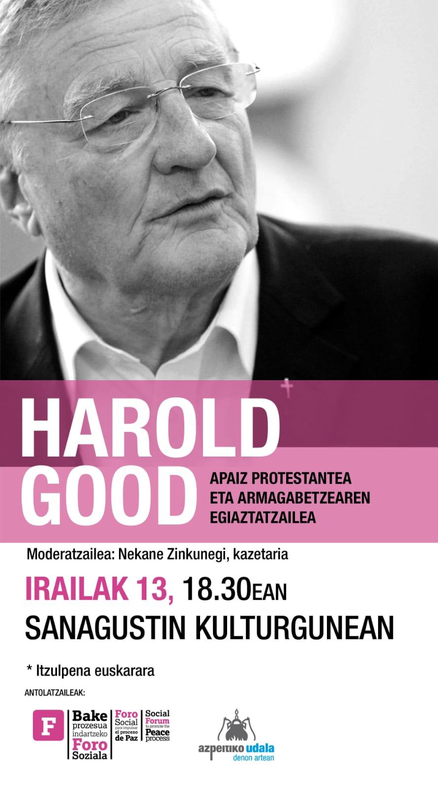 Harold Good