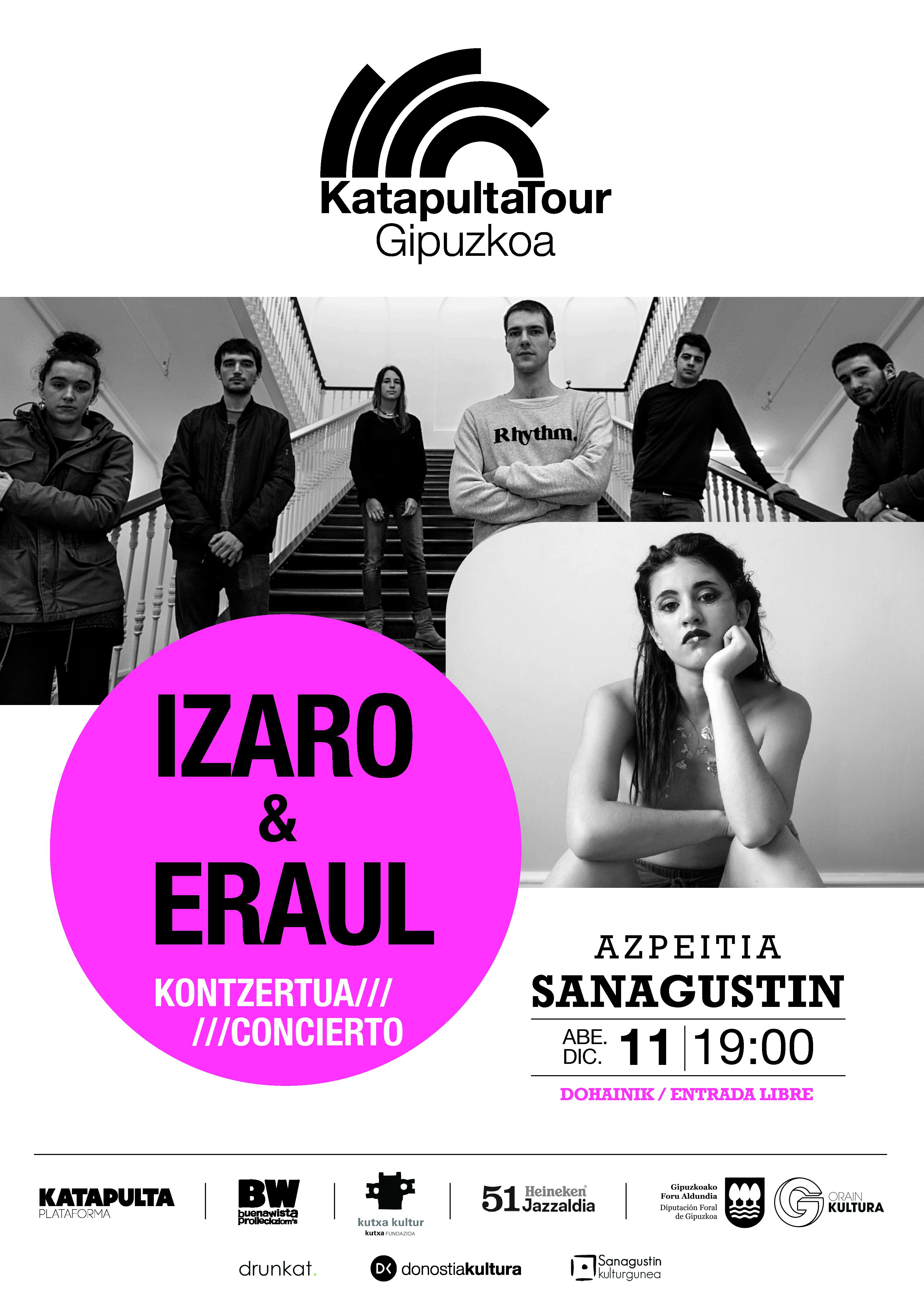 Izaro+Eraul