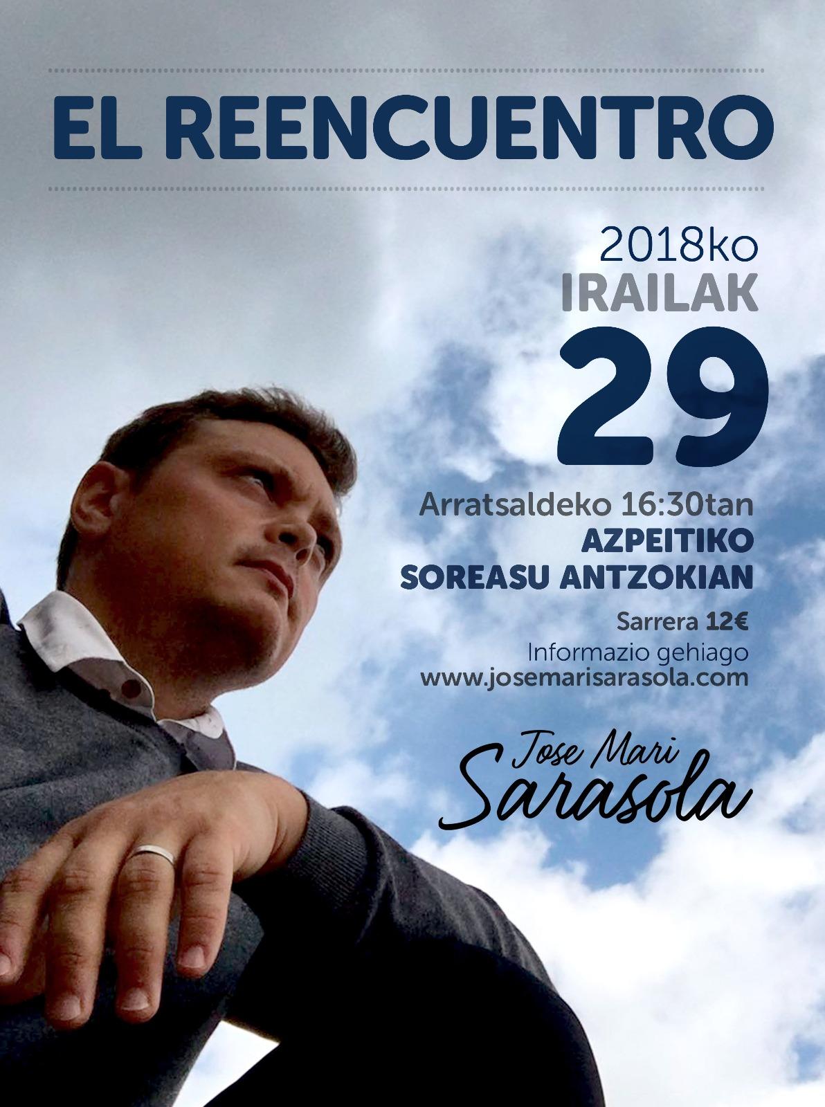 Jose Mari Sarasola: Elkar aurkitzea (El reencuentro)