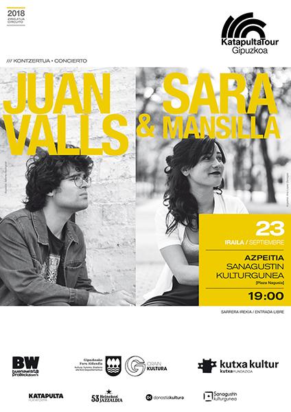 Juan Valls + Sara Mansilla