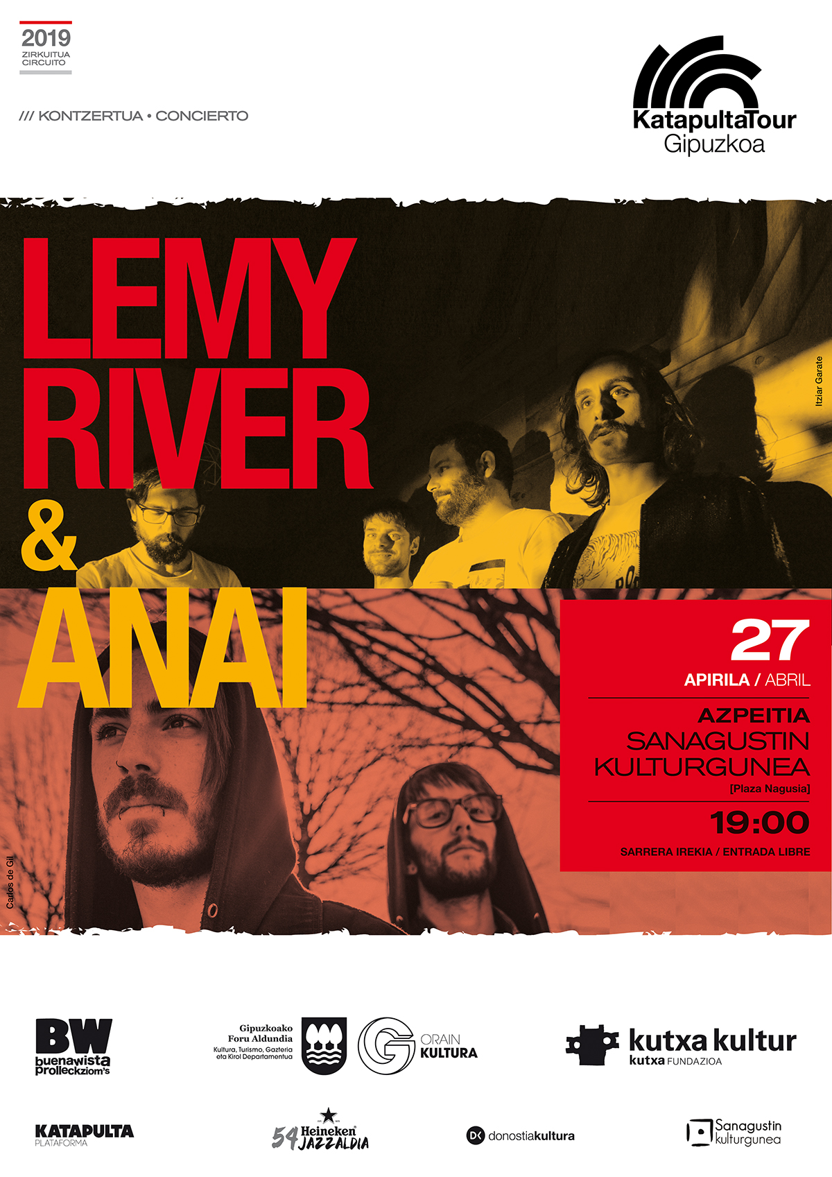 Lemy River + Anai