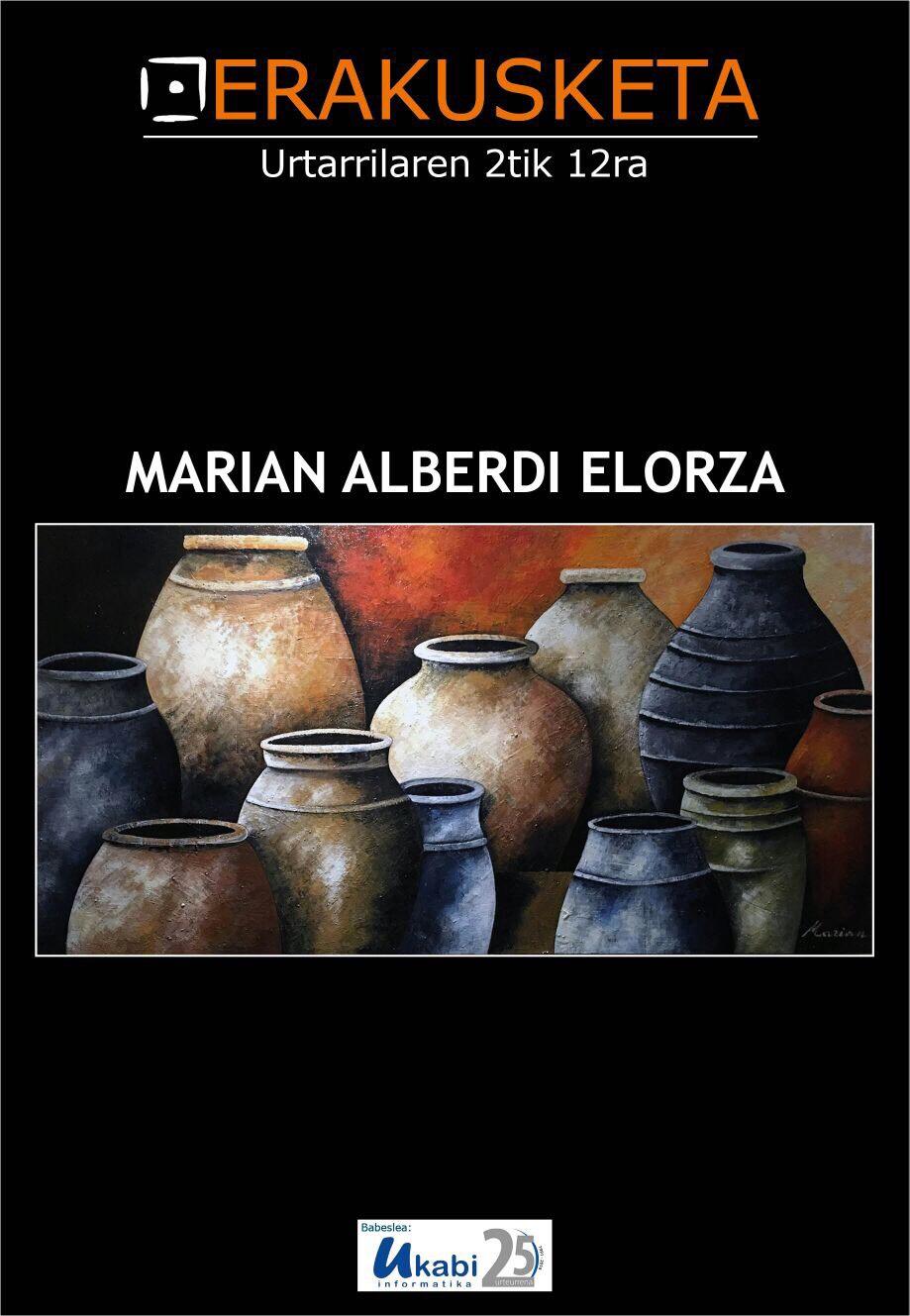 Marian Alberdi Elorza