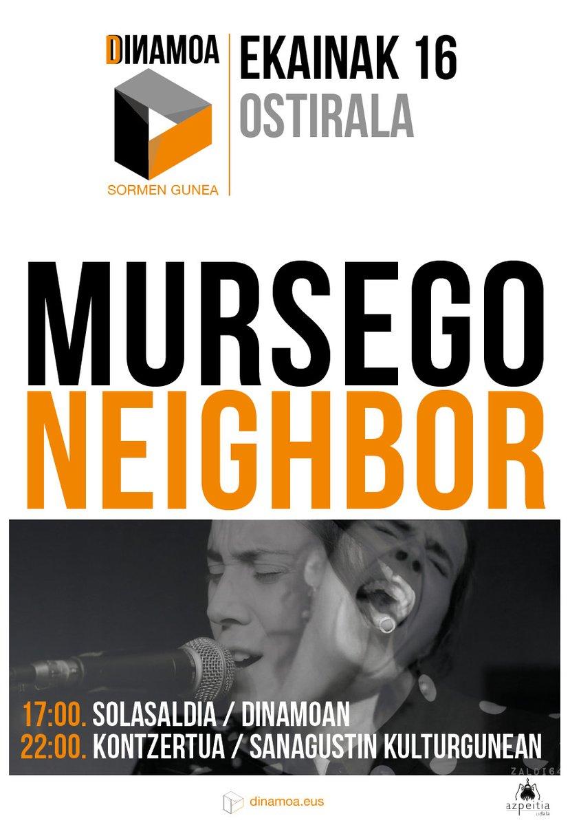 Mursego + Neighbor