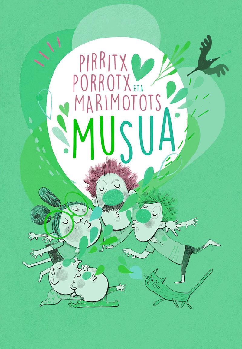 Pirritx, Porrotx eta Marimotots: Musua (18:30etako emanaldia)