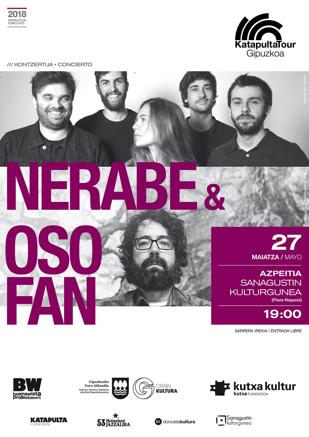 Oso Fan + Nerabe