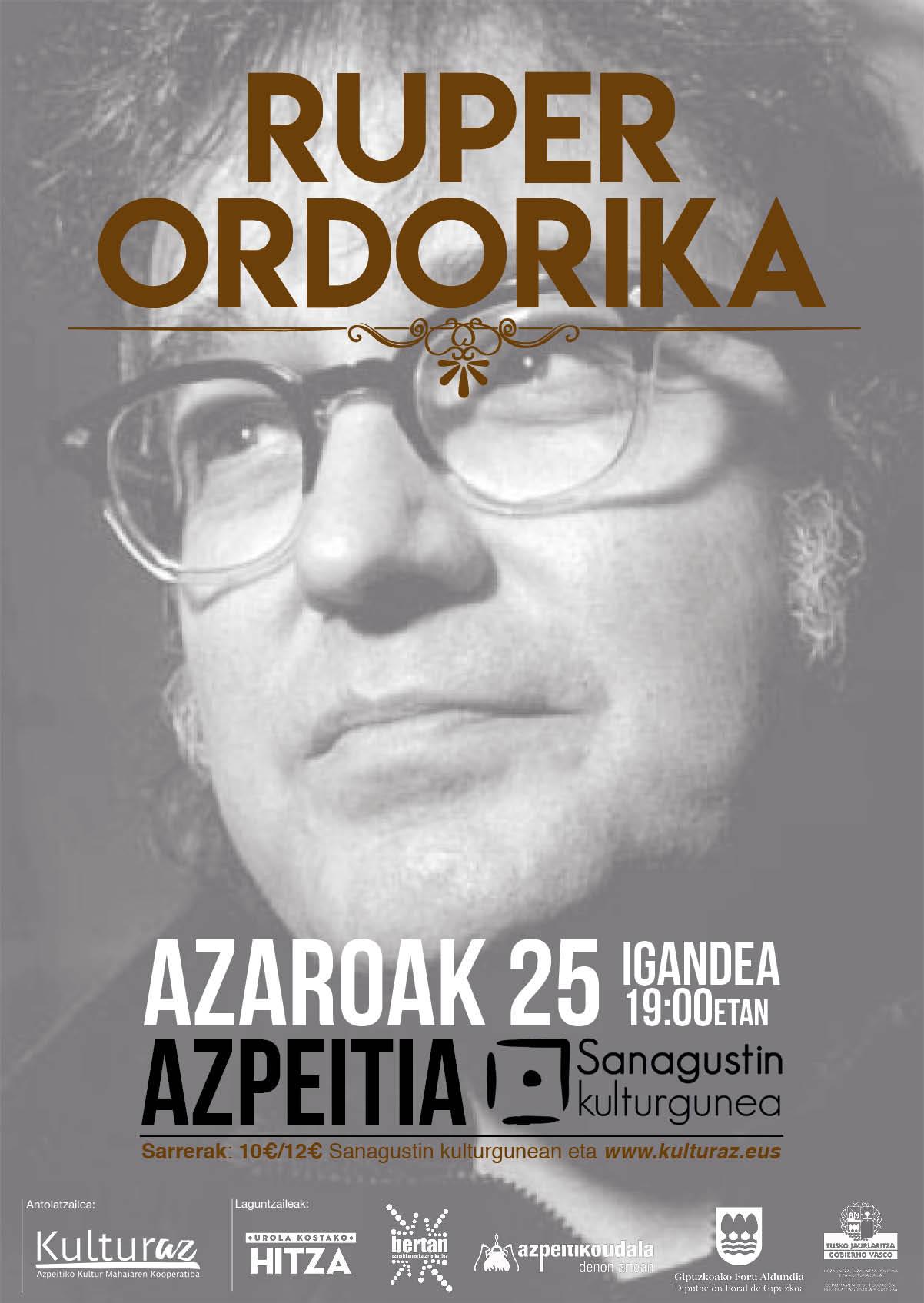 Ruper Ordorika