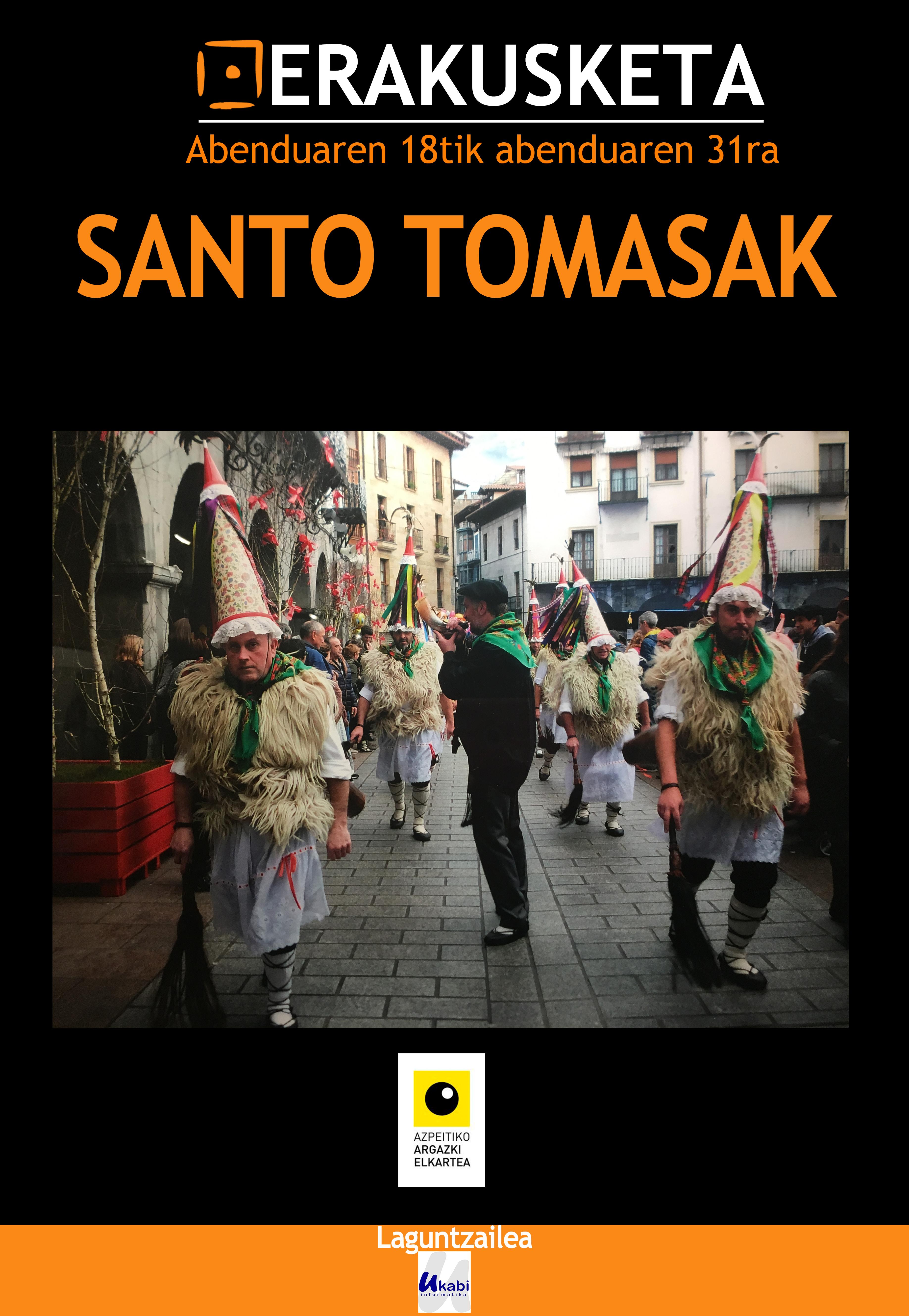 Santo Tomasak