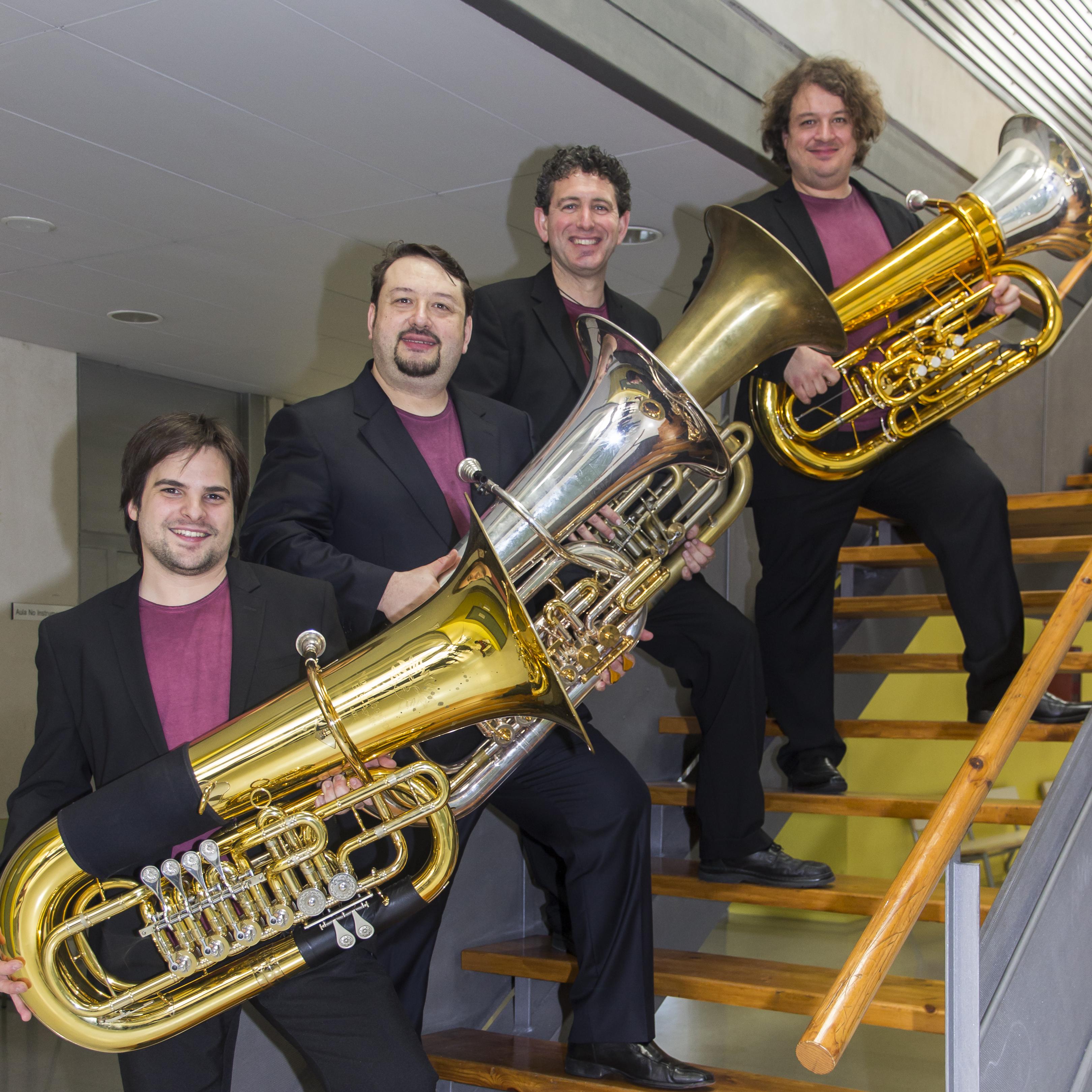 Spanish Tuba Quartet