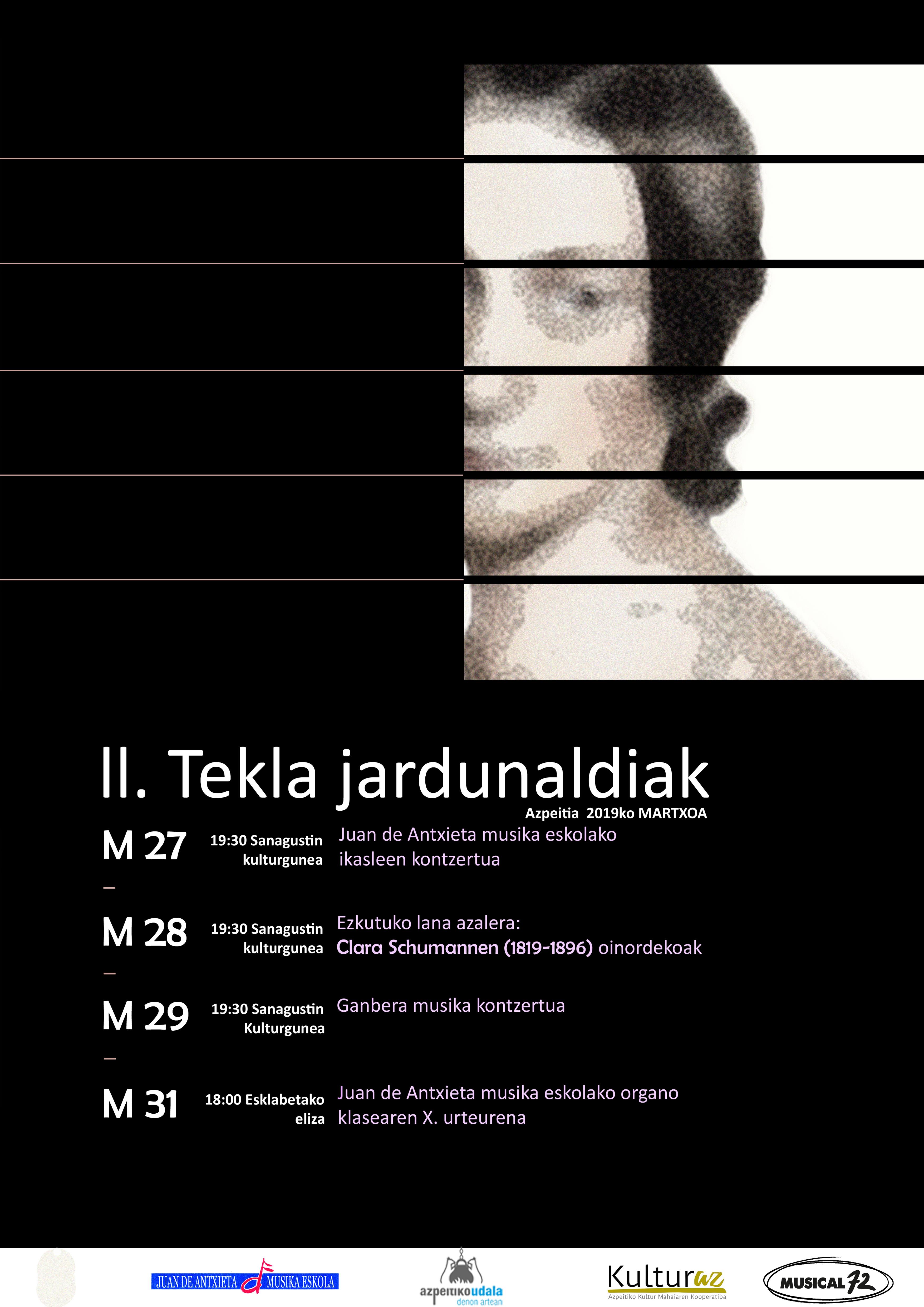 II. Tekla Jardunaldiak