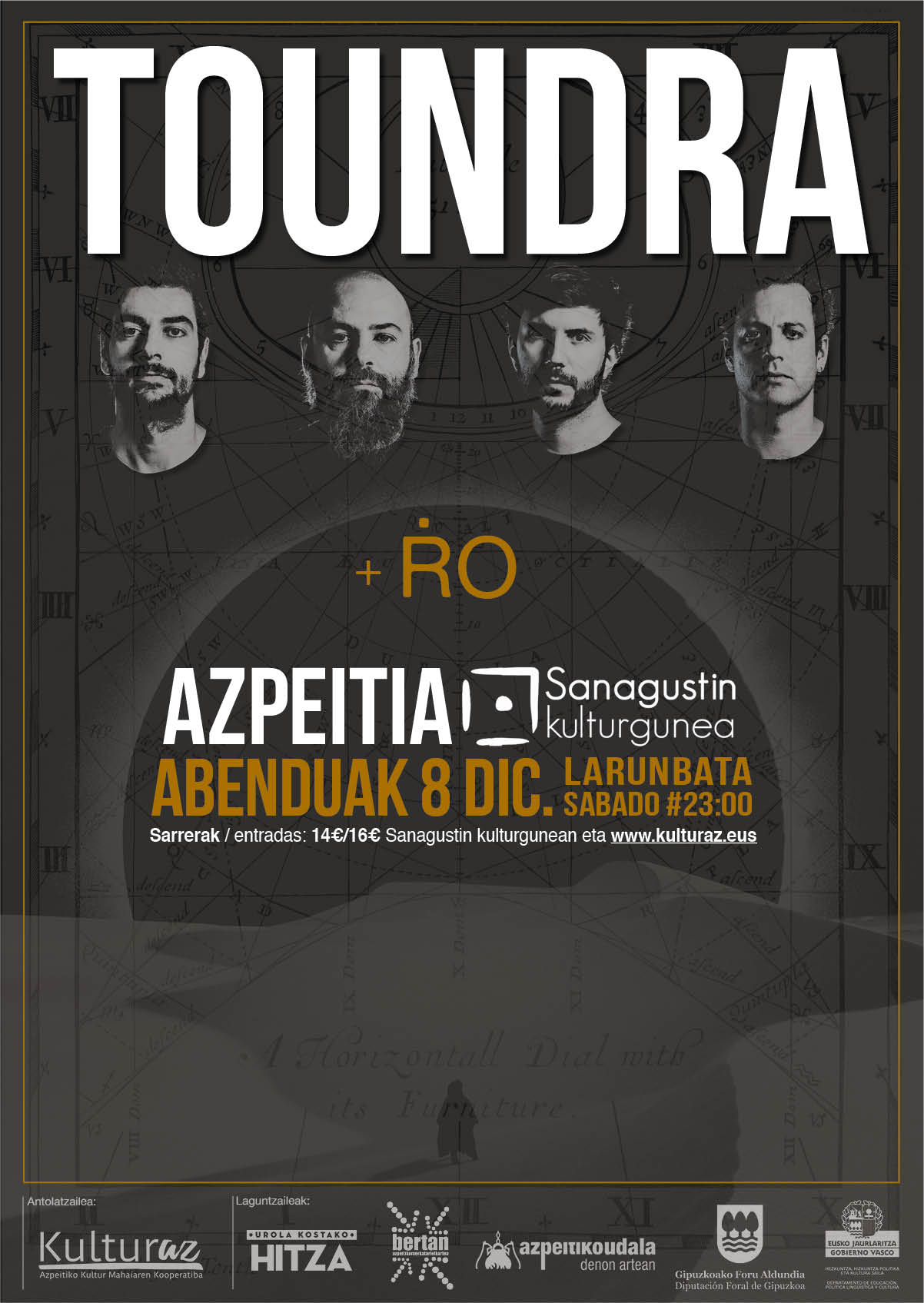 Toundra+Ro