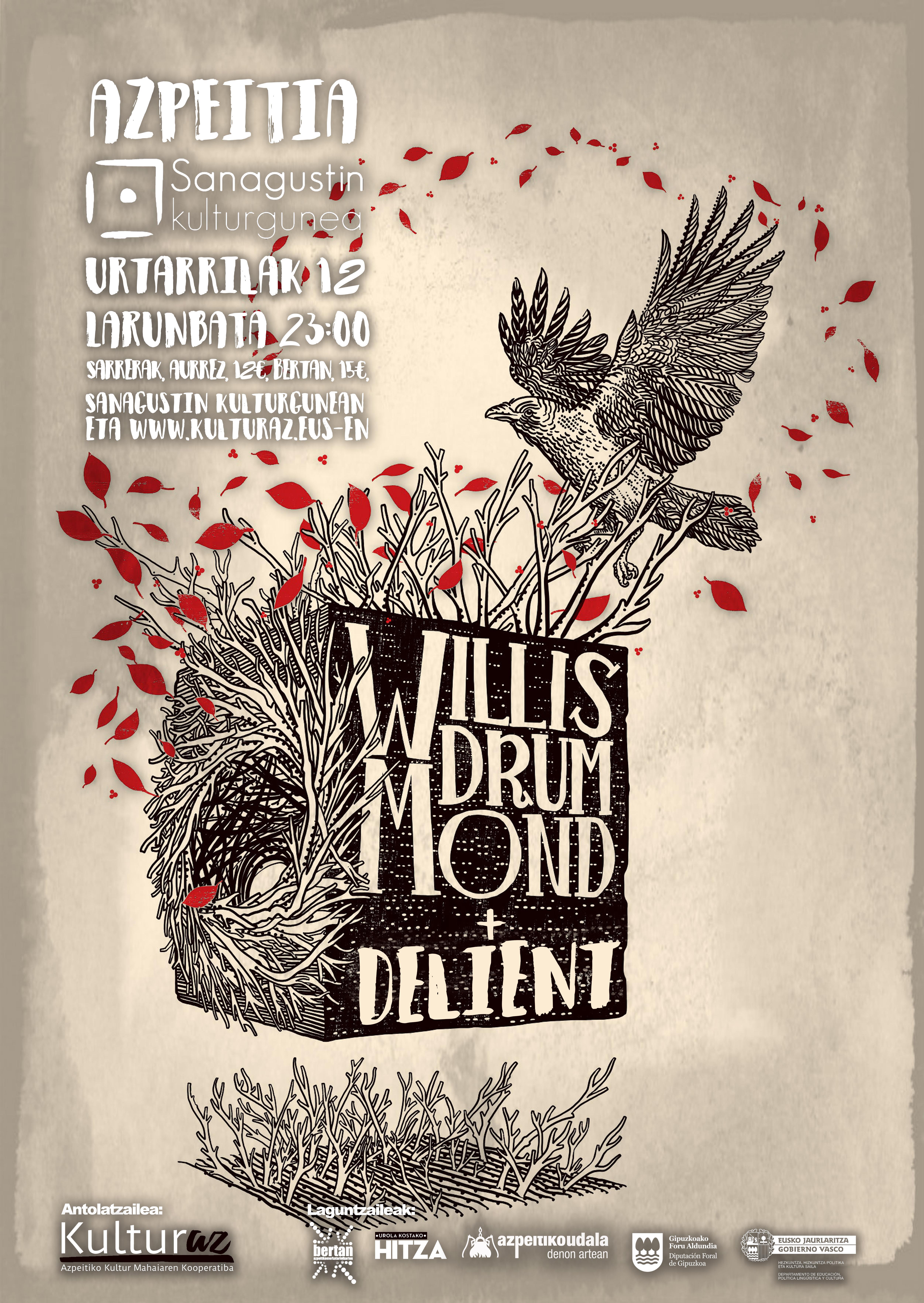 Willis Drummond + Delient