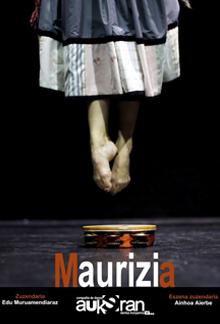 XXXV. Antzerki Topaketak: Maurizia
