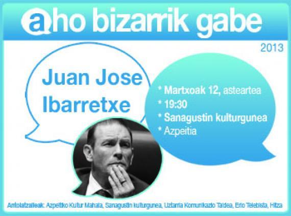 Gaur, Juan Jose Ibarretxerekin solasaldia