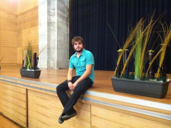 """Felipe Murillo: """"Trikitilari batekin eta perkusionista batekin probatu eta hitz egin dugu; Hiruk@terekin aurrera jarraitzeko asmoa dugu"""""""