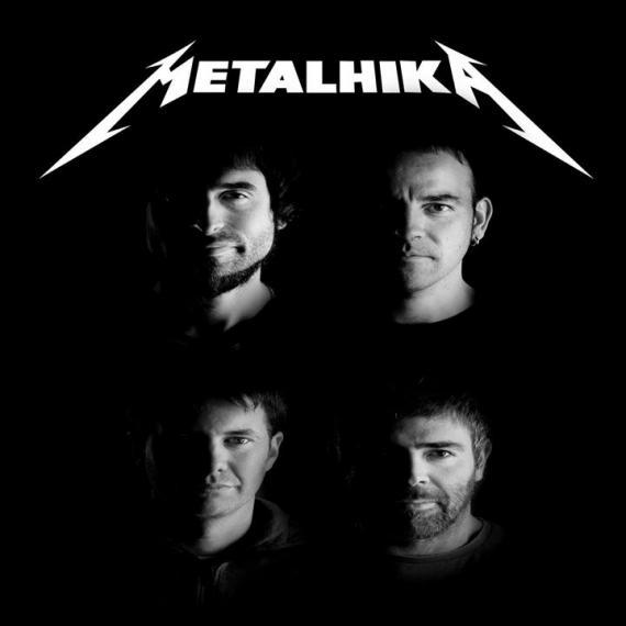 Metallicaren zein kantu nahi duzu entzun?