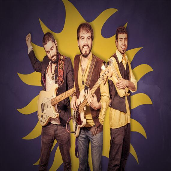 """Asier Lopez: """"Inprobisatzeko rock blues psikodelikoa da onena"""""""