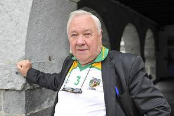 Sinn Fein alderdiko kide izandako Pat Rice-ren hitzaldia gaur