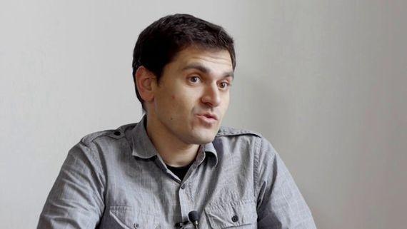 """Asier Blas: """"Abertzaleen arteko adostasunetik euskal gizartearen adostasunera pasatu behar dugu"""""""