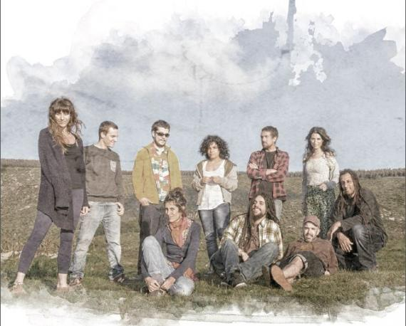 Tacumah Reggae Band gogotsu dago biharko jaialdirako