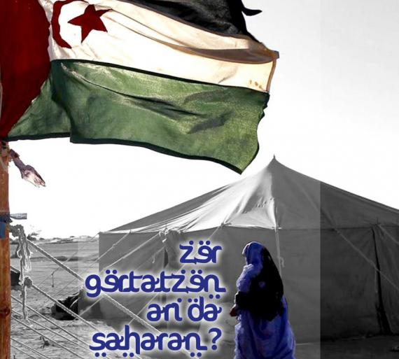 Zer gertatzen ari da Saharan?