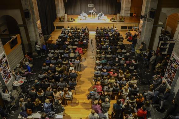 Kanpo azterketa batek Sanagustin kooperatiba eredugarri jo du Euskal Herri mailan