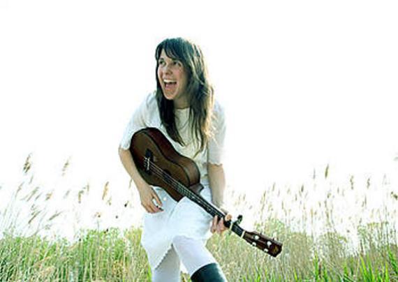 """Krista Muir: """"Ez nuen kanta gehiago sortu nahi, baina musikak gertatzen jarraitzen du"""""""