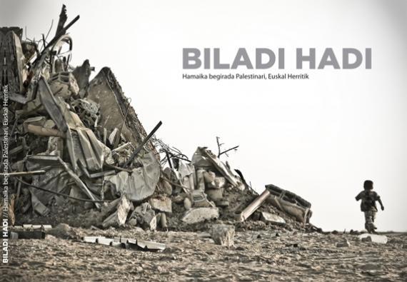 'Biladi Hadi' disko-liburua aurkeztuko dute kulturgunean
