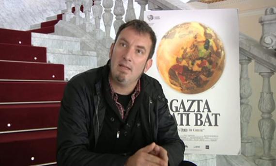 'Gazta zati bat' dokumentala ekarriko dugu