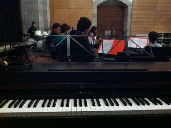 Santa Xixiliko kontzertua eskainiko dute Azpeitiko Musika Eskolako ikasleek