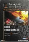 DJ Linux Kutxillux eta DJ Ulea urtea ondo hasteko formula