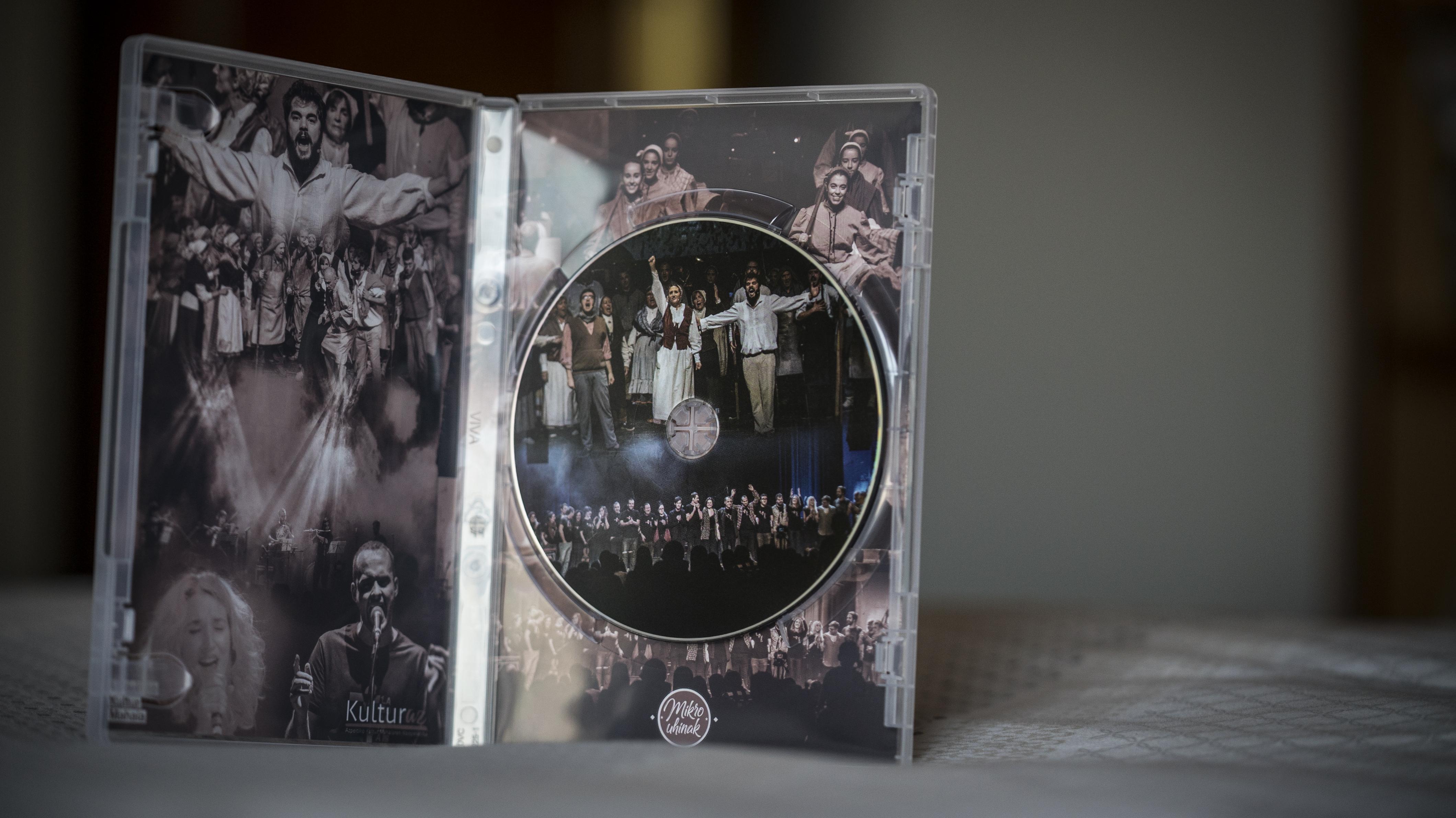 Matxinada eta Laboa 11 Ahotsetara ekimenak biltzen dituen DVDa argitaratu dugu