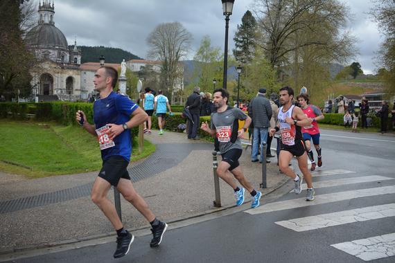 XXV. Azkoitia-Azpeitia maratoi erdia eta VI. lasterketa motza