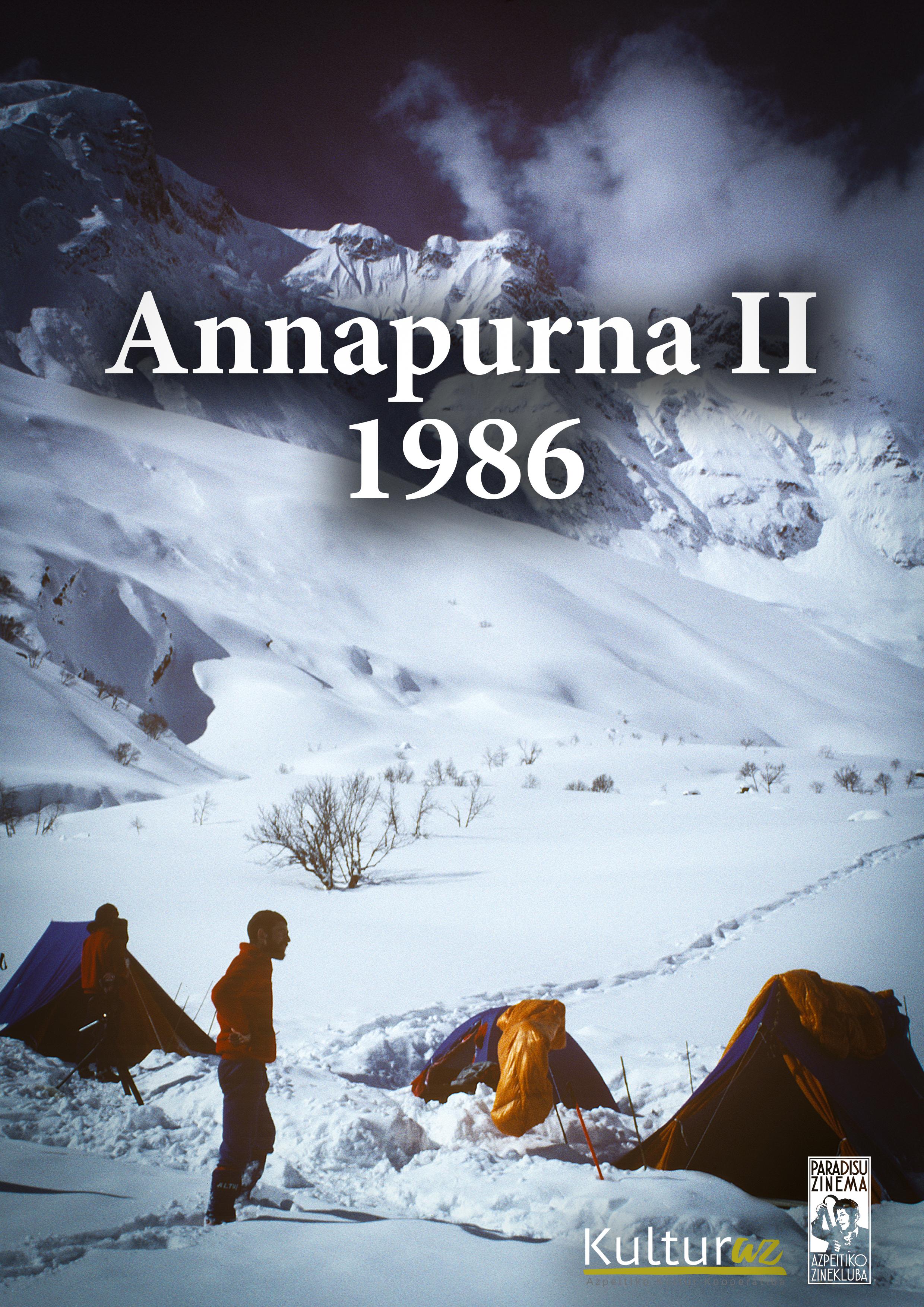 Annapurna II 1986