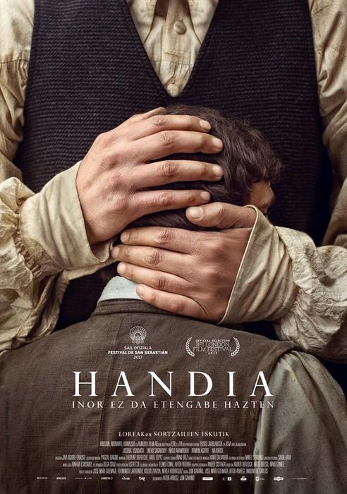 Handia (Eneko Sagardoy-rekin solasaldia)