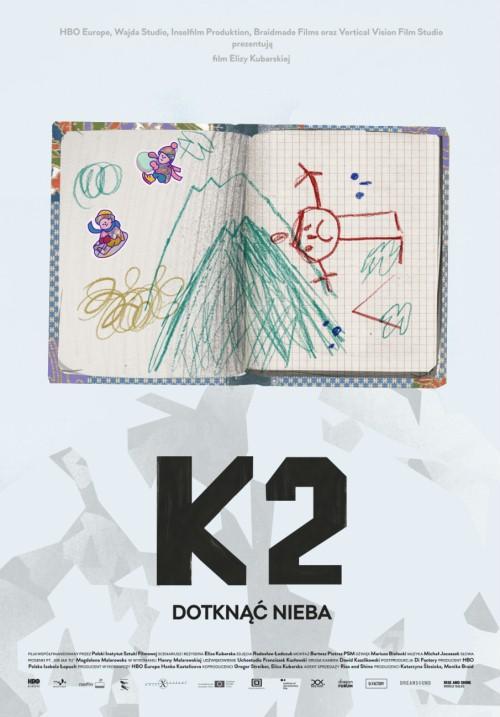 K2. Dotknac nieba